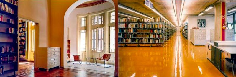 Biblioteca FAUUSP