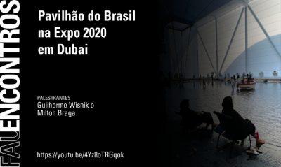 Pavilhão do Brasil na Expo Dubai